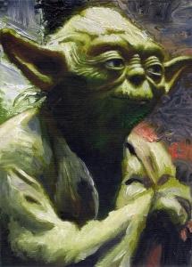 Yoda 5x7