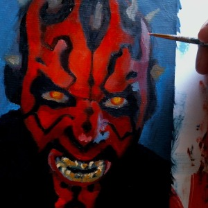 Maul Progress